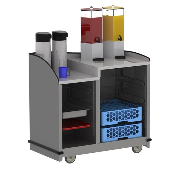 Hydration & Nutrition Carts