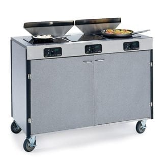 State-of-the-Art Foodservice Kitchen Work Stations for Commercial Use