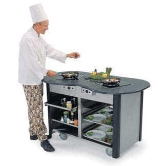 Action/Cooking Station