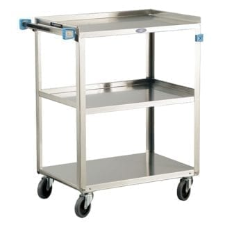 Open Style Utility Carts