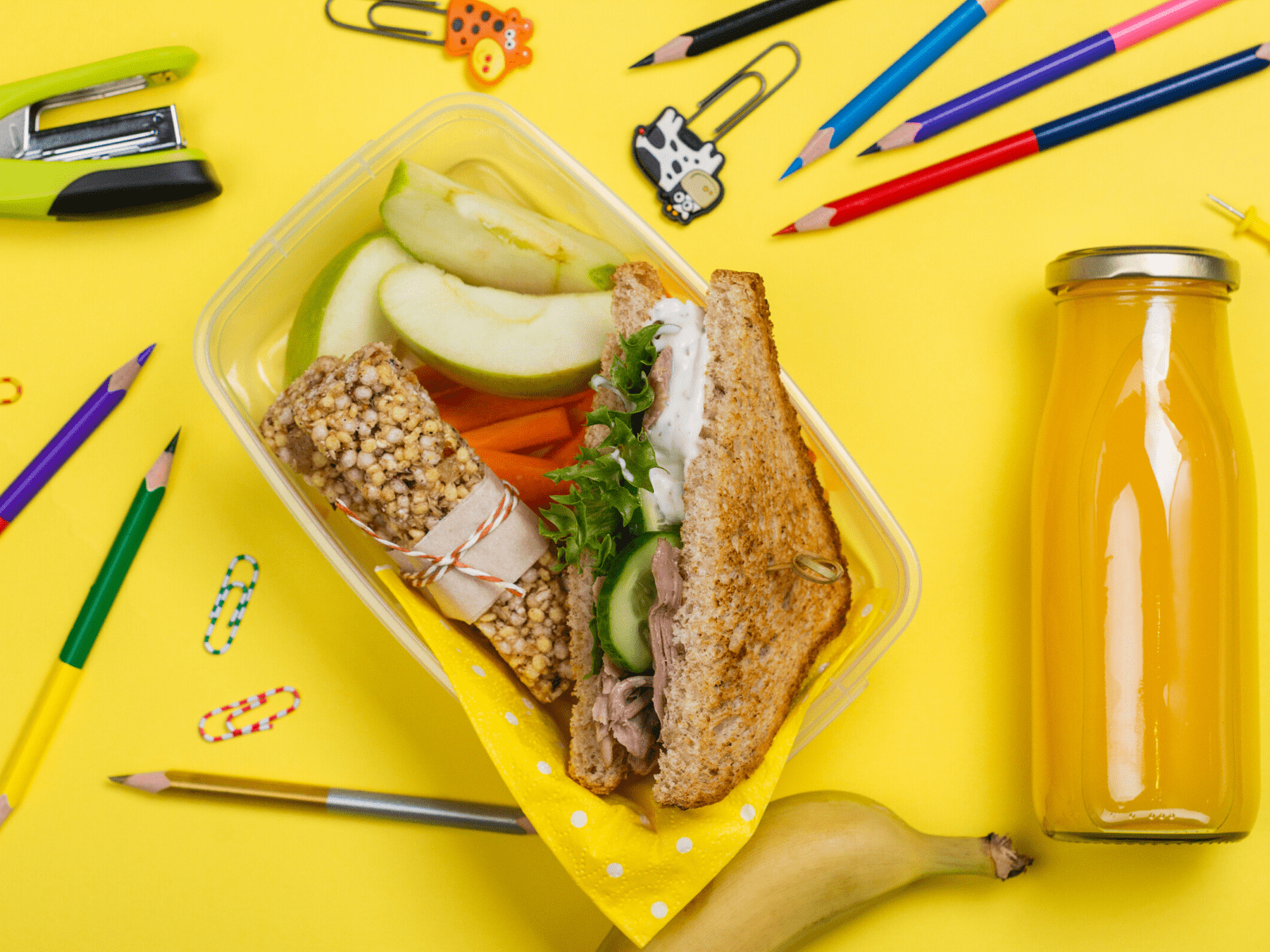 The Importance of Satellite Service in School Nutrition
