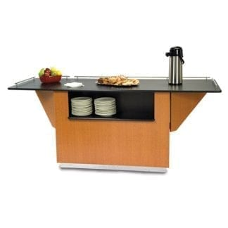 Breakout Dining Station