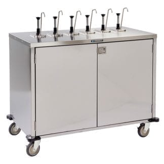 Condiment Stations